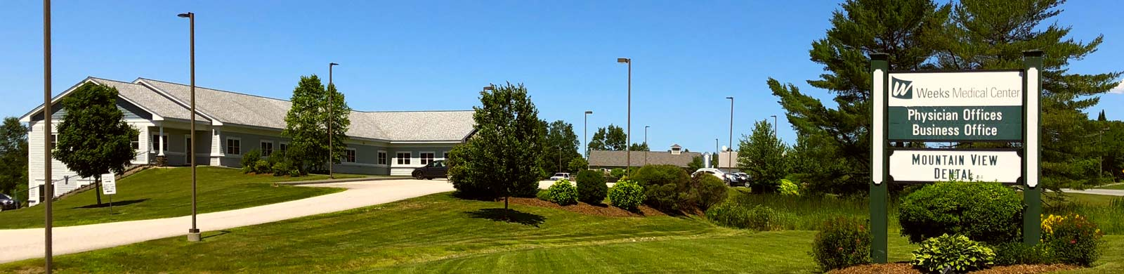 Mountain View Dental Offices in Whitefield, NH